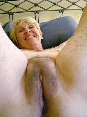 naughty mature hairy vagina