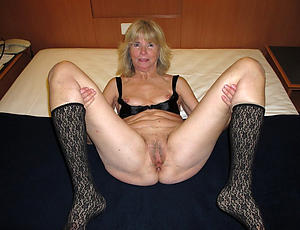 amazing mature artless legs