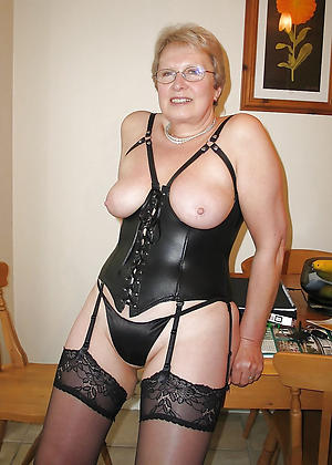 old women in undergarments homemade pics