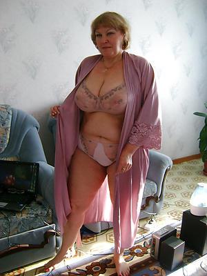 grannies in lingerie love porn