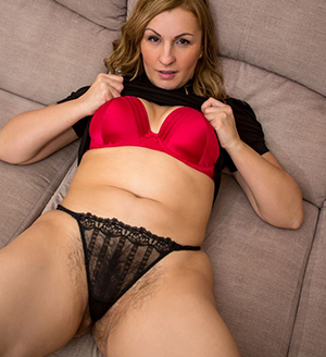 horny ladies in lingerie
