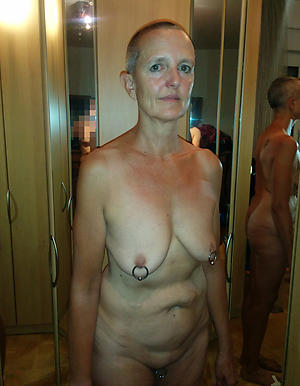 sexy mature pain nipples
