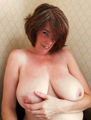 naked large grown-up nipples
