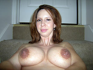 granny with huge nipples posing nude