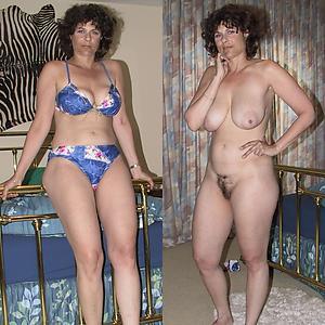 dressed undressed women love porn