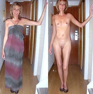 domineer dressed undressed wife
