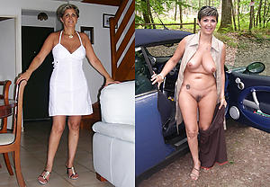 sexy dressed undressed wives
