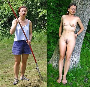 dressed undressed wives amateur pics
