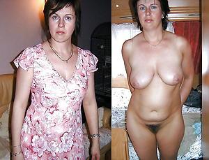 granny dressed undressed private pics