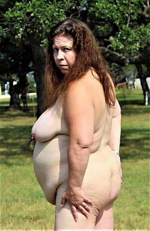 old fat grannies private pics