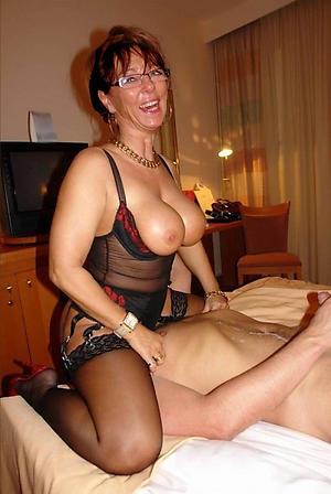 naughty mature housewife fucks