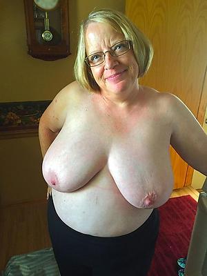 granny down glasses nude photo