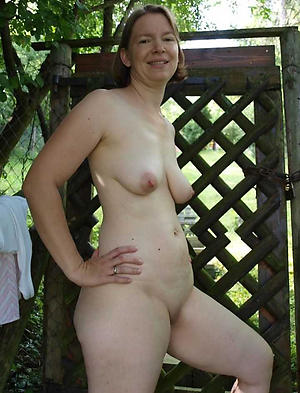 outdoor mature pussy nude be in command