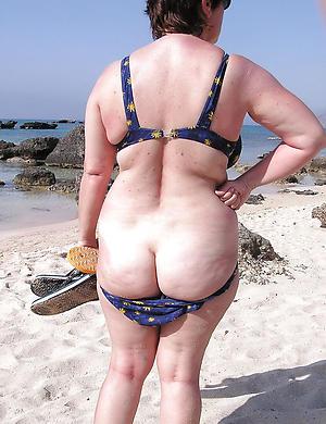 granny nude beach free pics