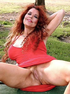 nasty mature redhead pussy