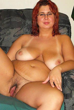 amateur grown-up hairy redhead pussy