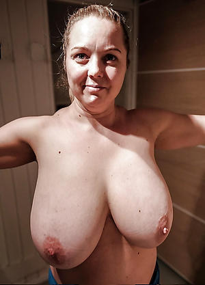 big titties more than old women love posing nude