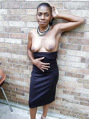 hotties mature black women