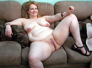 nude old mature cunt