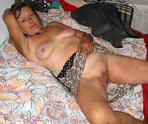 amazing age-old lady boobs