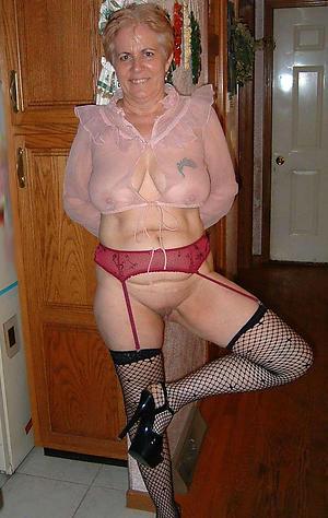 revealed pics of classy mature ladies