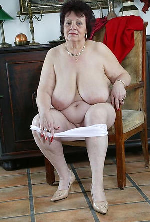 free pics of chunky nude grannies