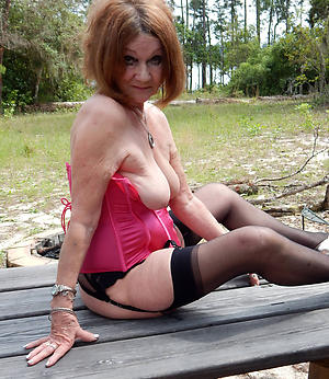 sex galleries of mature redhead women undisguised