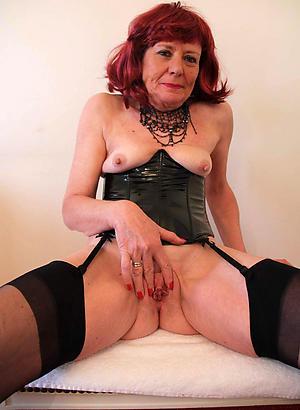 mature redhead wife homemade pics