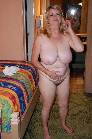crazy big granny tits