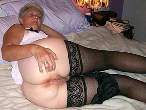 X big pussy granny