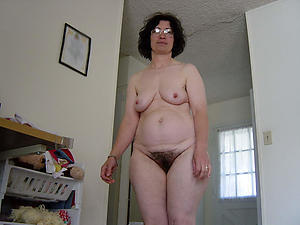 crazy superannuated mature wife