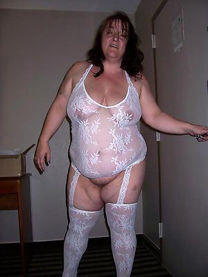 busty fat old granny porn integument