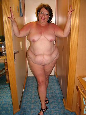 fat old granny amateur pics