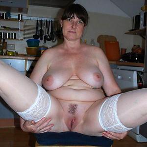 horny fat titillating granny porn pic