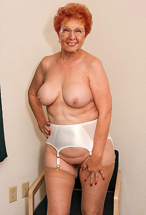 nice homemade amateur granny porn pic