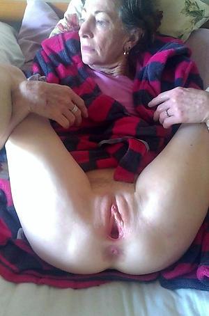 naked granny homemade