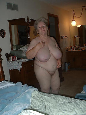saleable granny homemade nude pictures