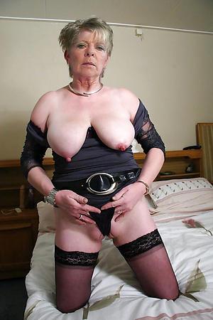 nice homemade granny porn