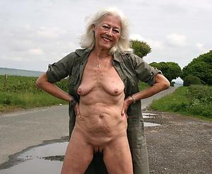 nude grandmother homemade pics