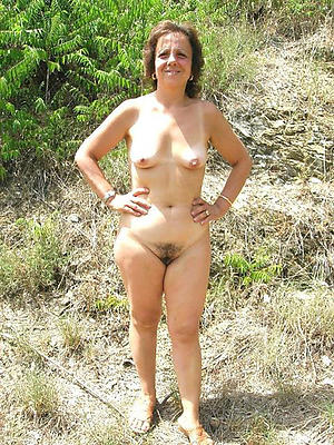 mature outdoors private pics