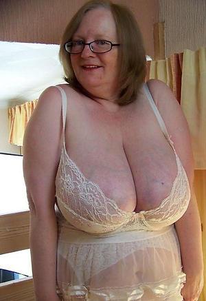 huge granny boobs Bohemian pics