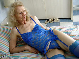 nude pics of granny beside small tits