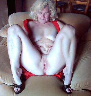 amazing granny with small tits porn pic