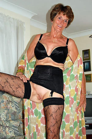 porn pics of granny in lingerie