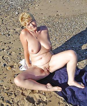 nude pics be worthwhile for elder statesman column on the beach