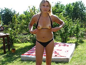 older women in bikinis amateur pics