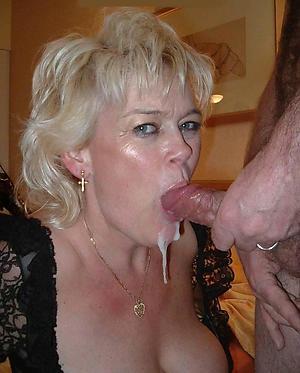 older women blowjobs posing nude