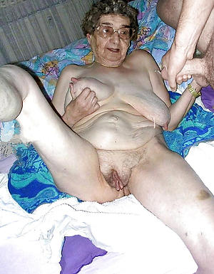 crazy very old women pussy nude photo