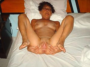 most assuredly old women defoliate private pics