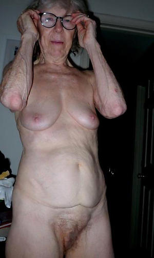 Very old lady porn